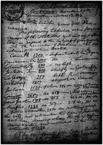 """""""Report of the General Superintendent of Contrabands, March 13, 1863,"""" American Missionary Association Records, Mf. 364, Tennessee State Library and Archives."""